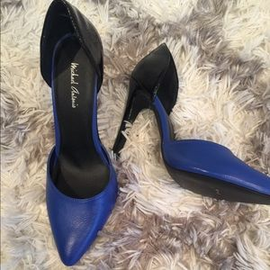 Michael Anthonio multi color heels
